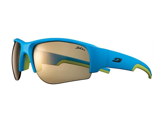 Julbo Dust Zebra Matt Blue/Cyan Green (4333112)